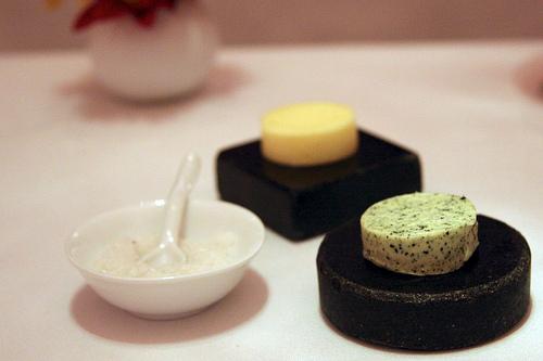 Beurre aux algues