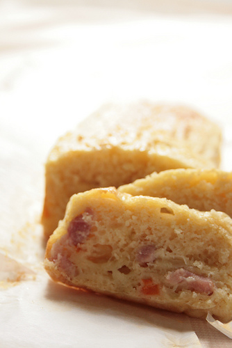 cake salé breton