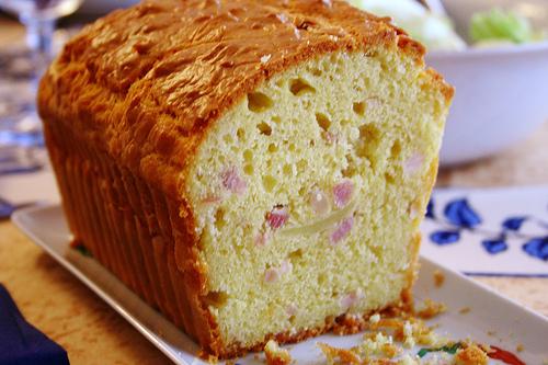 Cake Au Jambon Froid