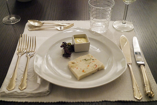 Terrine de saint-jacques